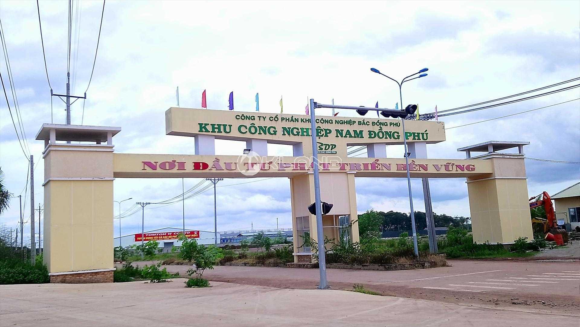 Nhiều khu công nghiệp tỉnh Bình Phước được điều chỉnh, bổ sung quy hoạch - Ảnh 1.