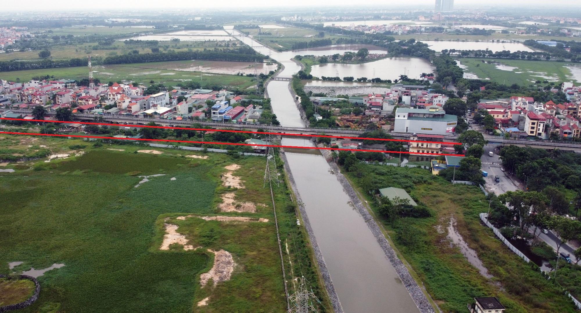 Đấu giá 10 thửa đất tại xã Hải Bối, gần nhiều tuyến đường huyết mạch của Hà Nội - Ảnh 1.