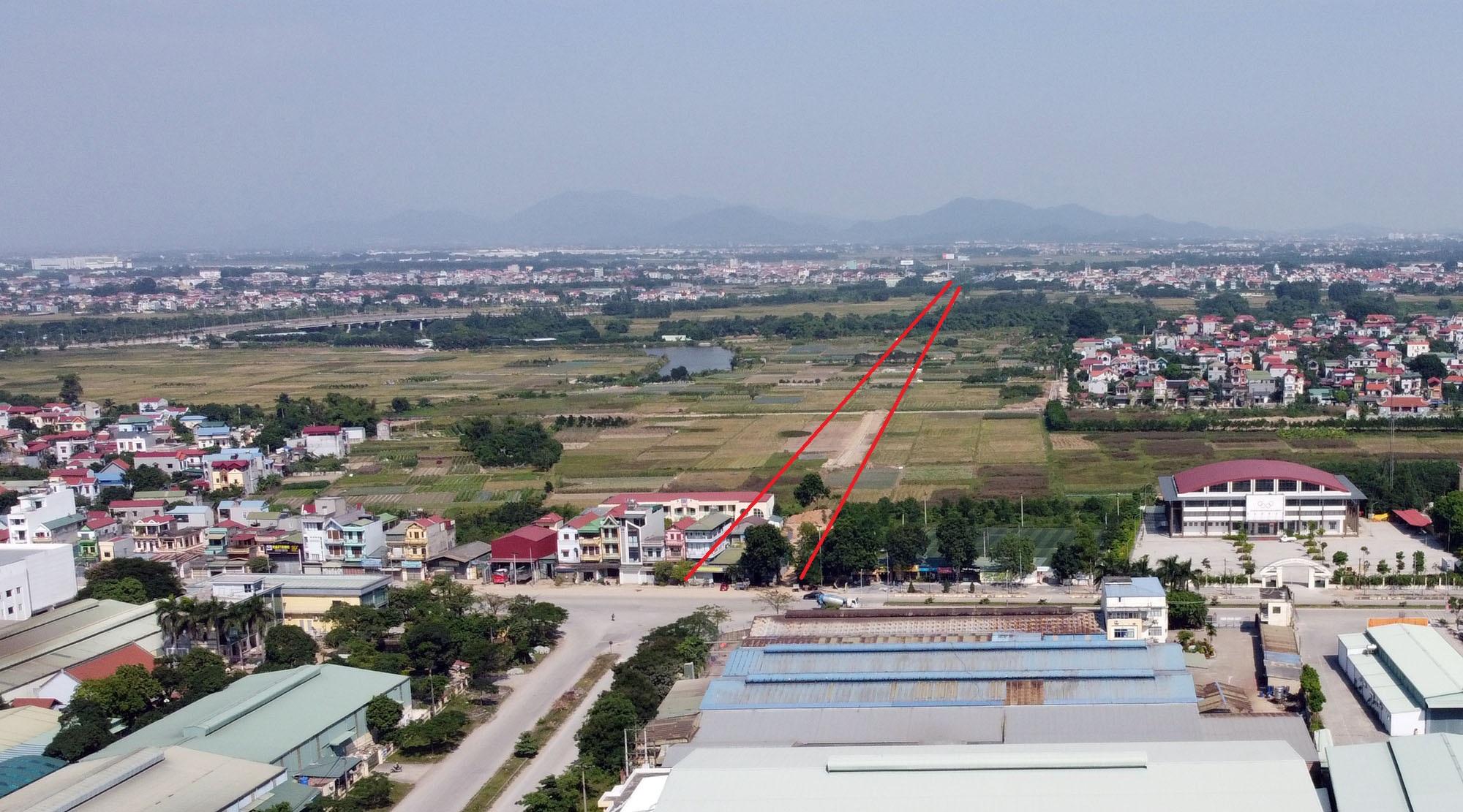Đấu giá 10 thửa đất tại huyện Đông Anh, cách Nội Bài khoảng 6 km, giá khởi điểm từ 25 triệu đồng/m2 - Ảnh 1.