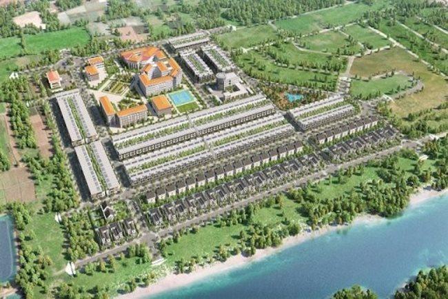 Cần Thơ sắp có khu đô thị gần 5.000 tỷ đồng - Ảnh 1.