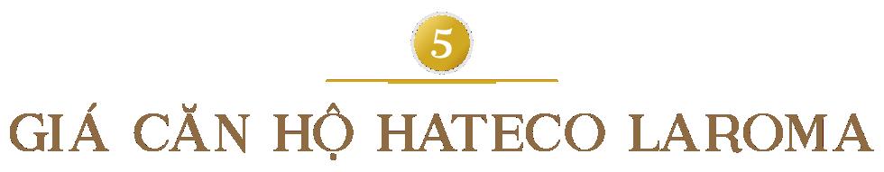 Review dự án Hateco Laroma đang mở bán: Mặt tiền đường 30 m đang mở ở nội đô Hà Nội - Ảnh 15.