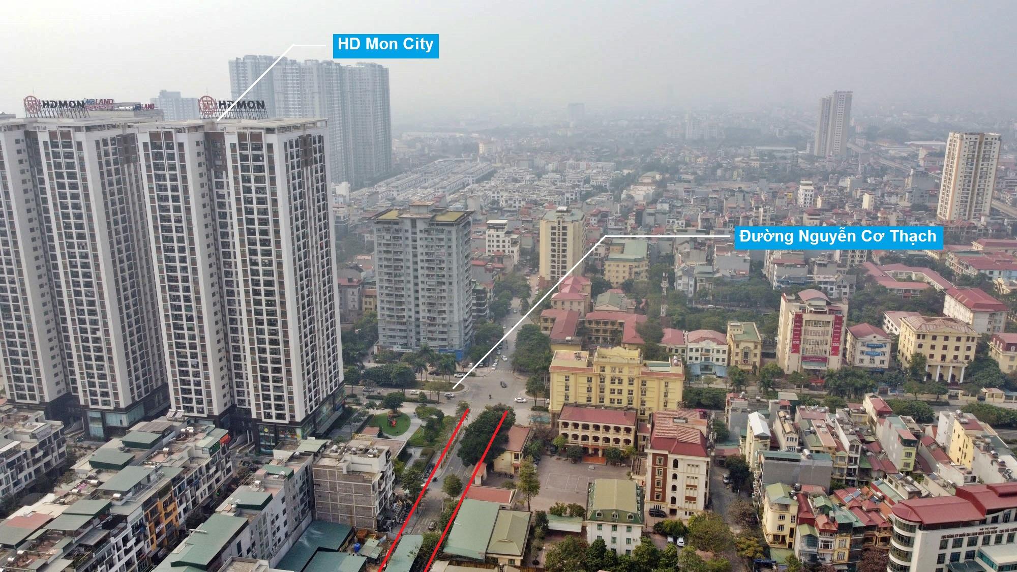 Ba đường sẽ mở theo qui hoạch ở phường Mỹ Đình 2, Nam Từ Liêm, Hà Nội (phần 2) - Ảnh 3.