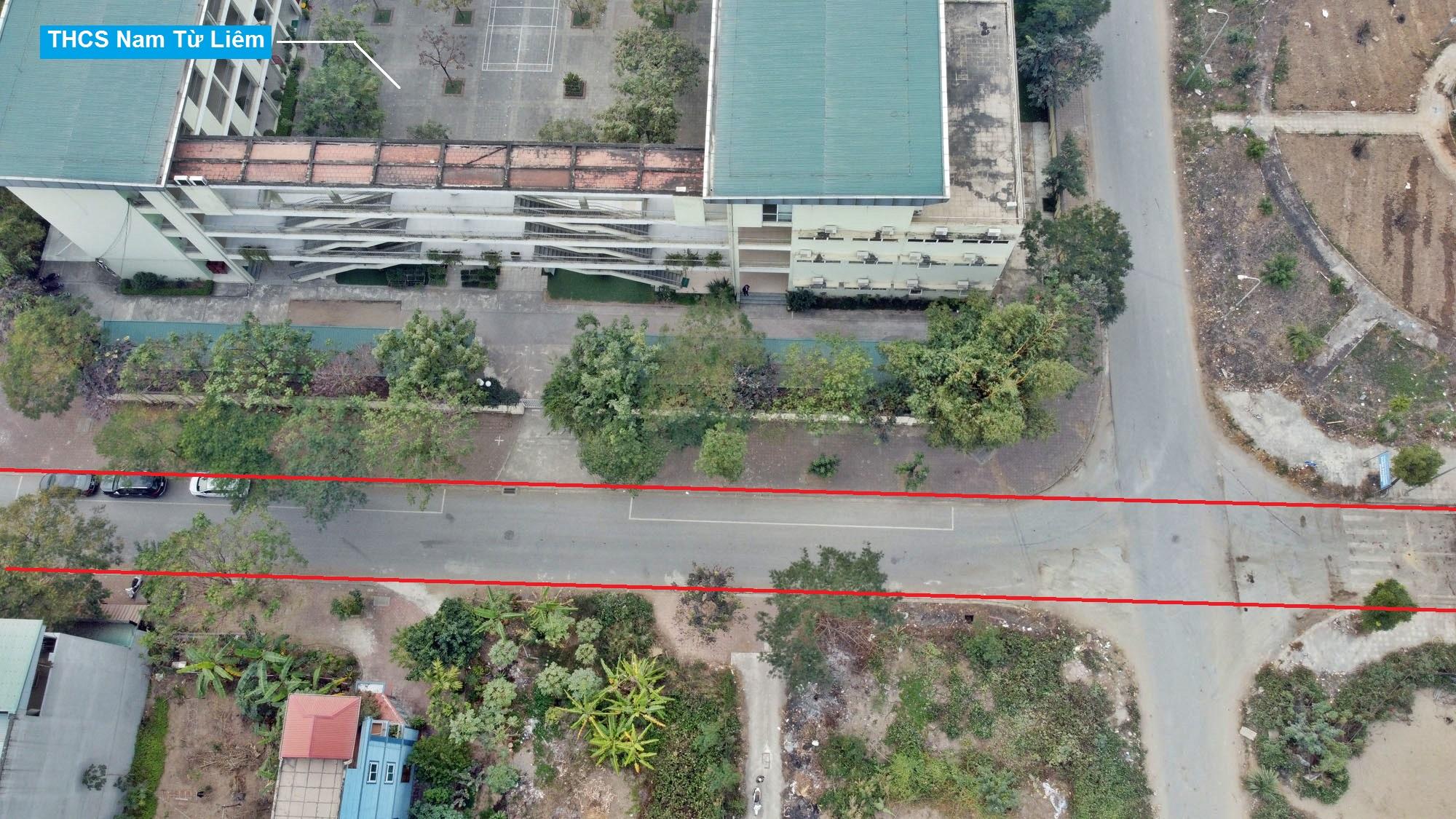Ba đường sẽ mở theo qui hoạch ở phường Xuân Phương, Nam Từ Liêm, Hà Nội (phần 2) - Ảnh 4.