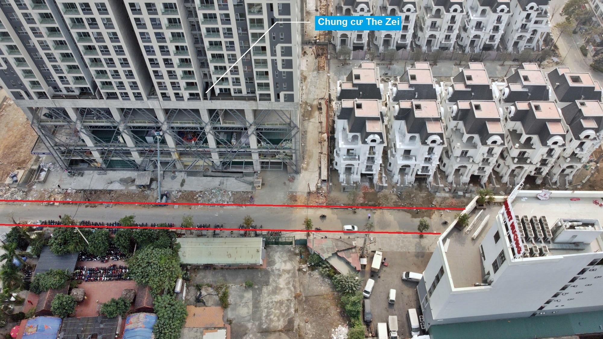 Ba đường sẽ mở theo qui hoạch ở phường Mỹ Đình 2, Nam Từ Liêm, Hà Nội (phần 2) - Ảnh 4.