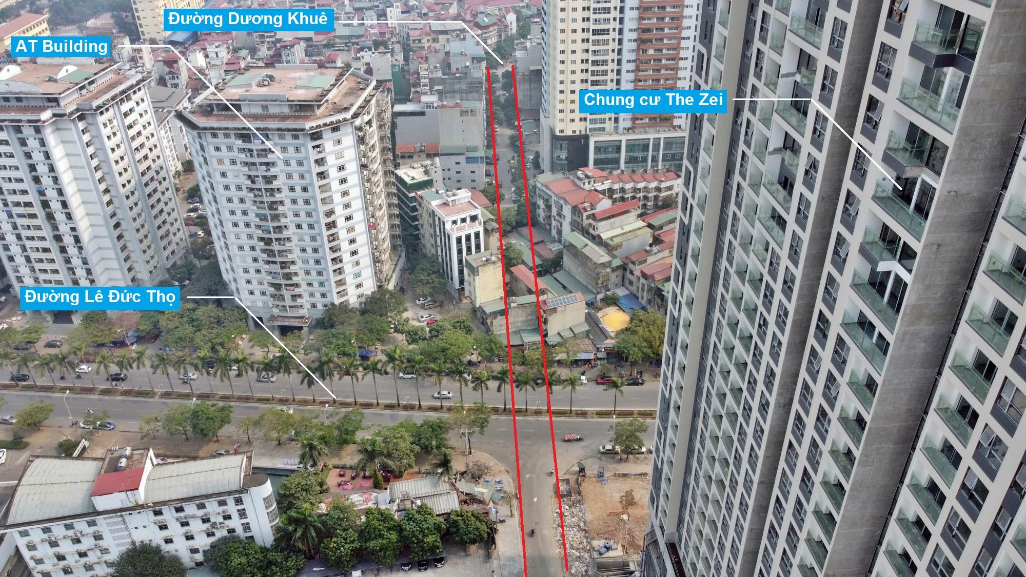 Ba đường sẽ mở theo qui hoạch ở phường Mỹ Đình 2, Nam Từ Liêm, Hà Nội (phần 2) - Ảnh 5.