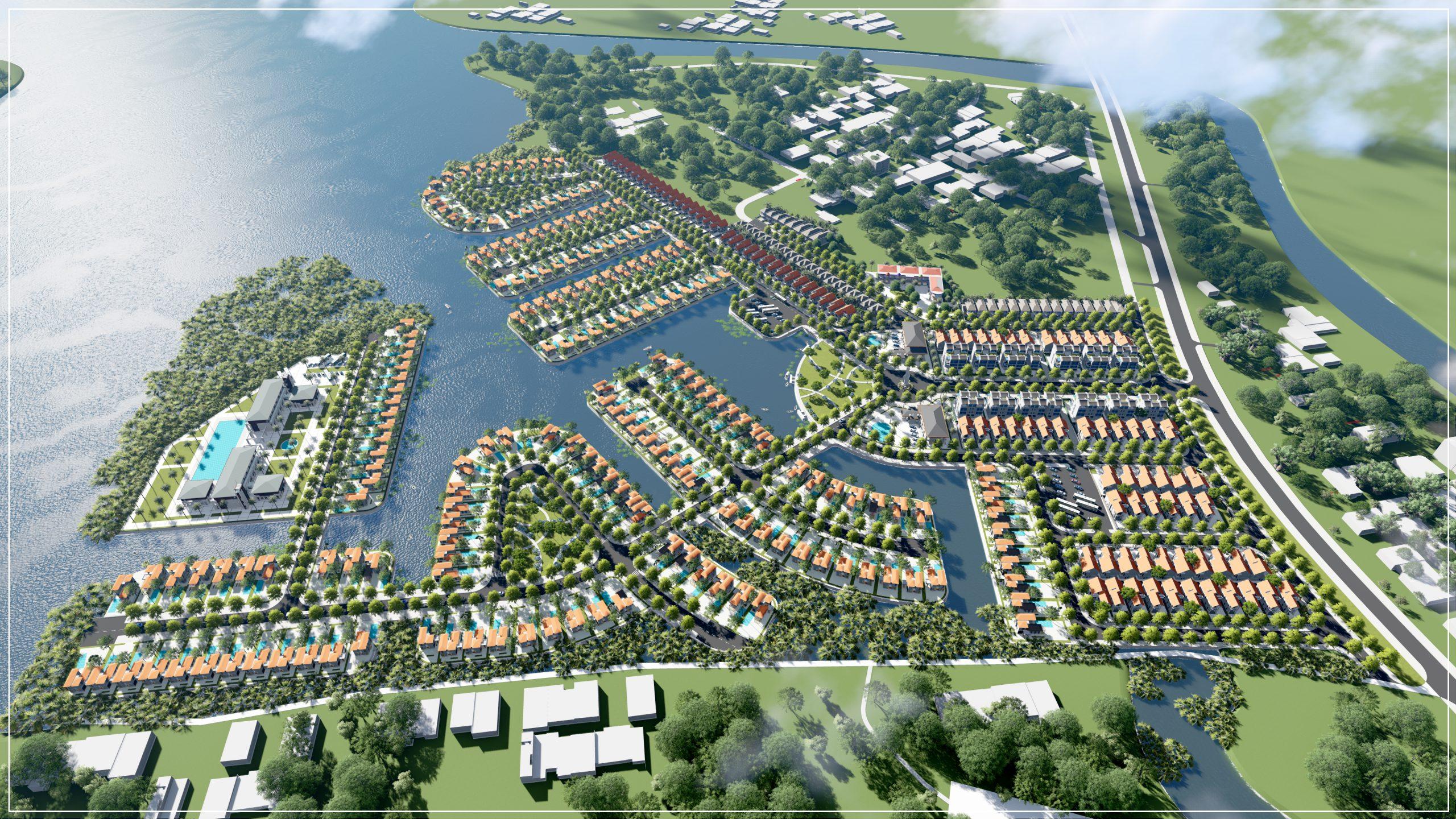 Quảng Nam rút tờ trình chuyển đổi hơn 1 ha rừng làm Khu đô thị Cồn Tiến của Đạt Phương - Ảnh 1.