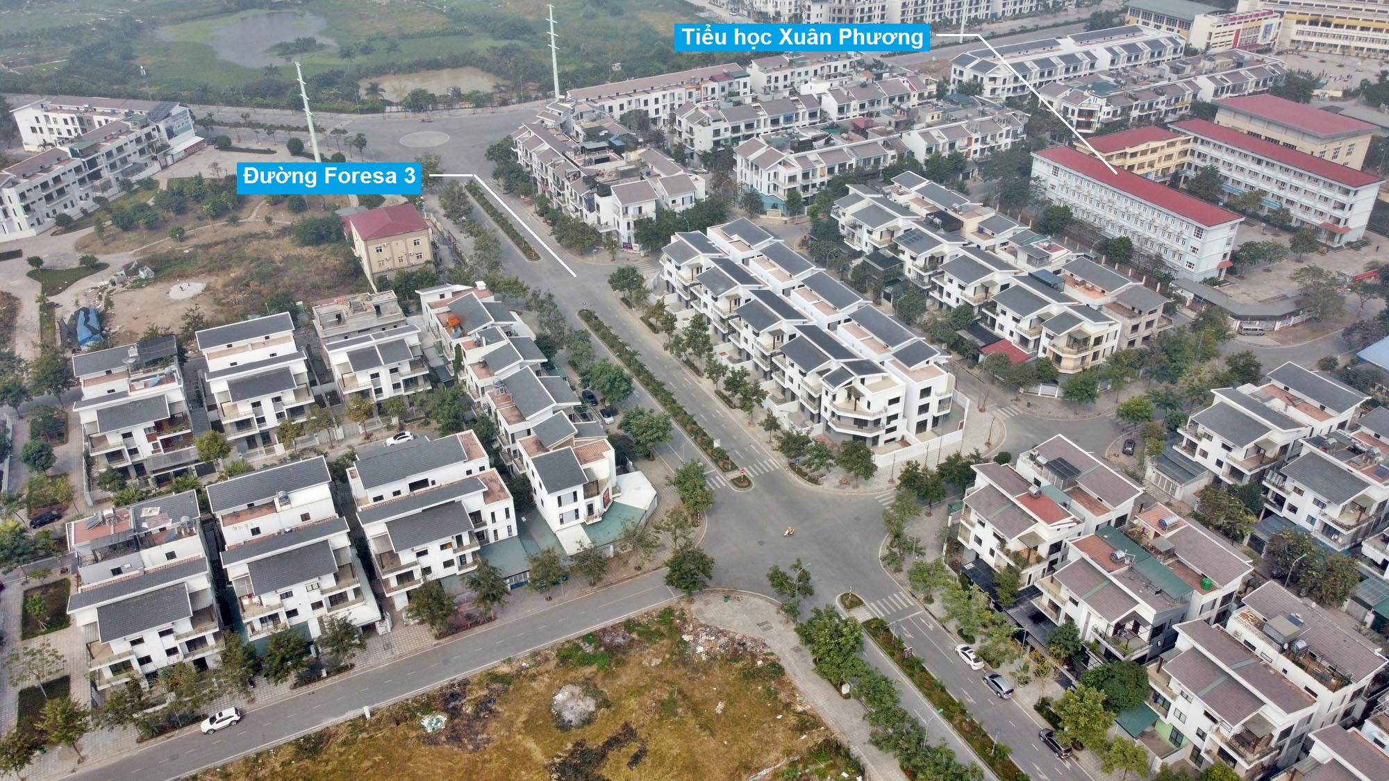 Ba đường sẽ mở theo qui hoạch ở phường Xuân Phương, Nam Từ Liêm, Hà Nội (phần 2) - Ảnh 7.