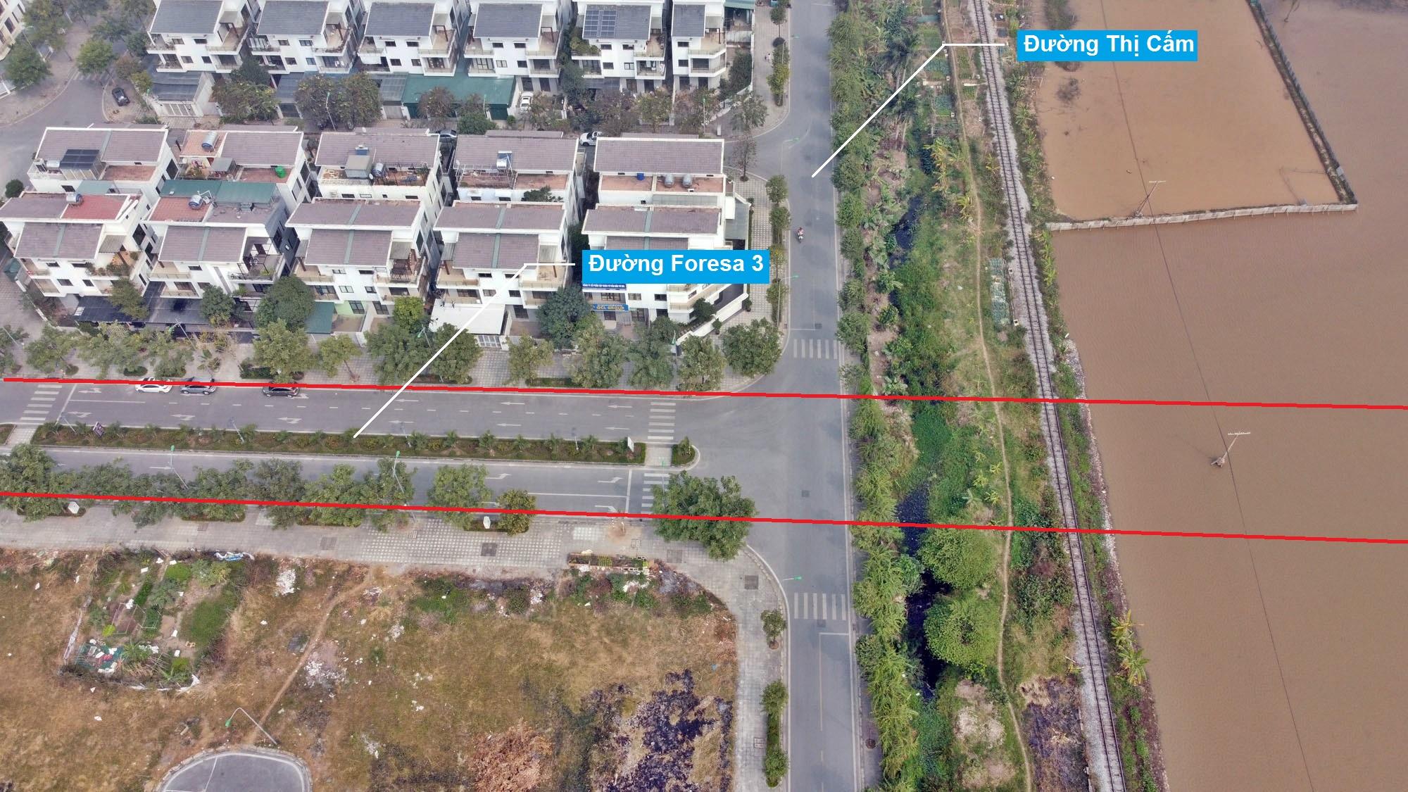 Ba đường sẽ mở theo qui hoạch ở phường Xuân Phương, Nam Từ Liêm, Hà Nội (phần 2) - Ảnh 8.