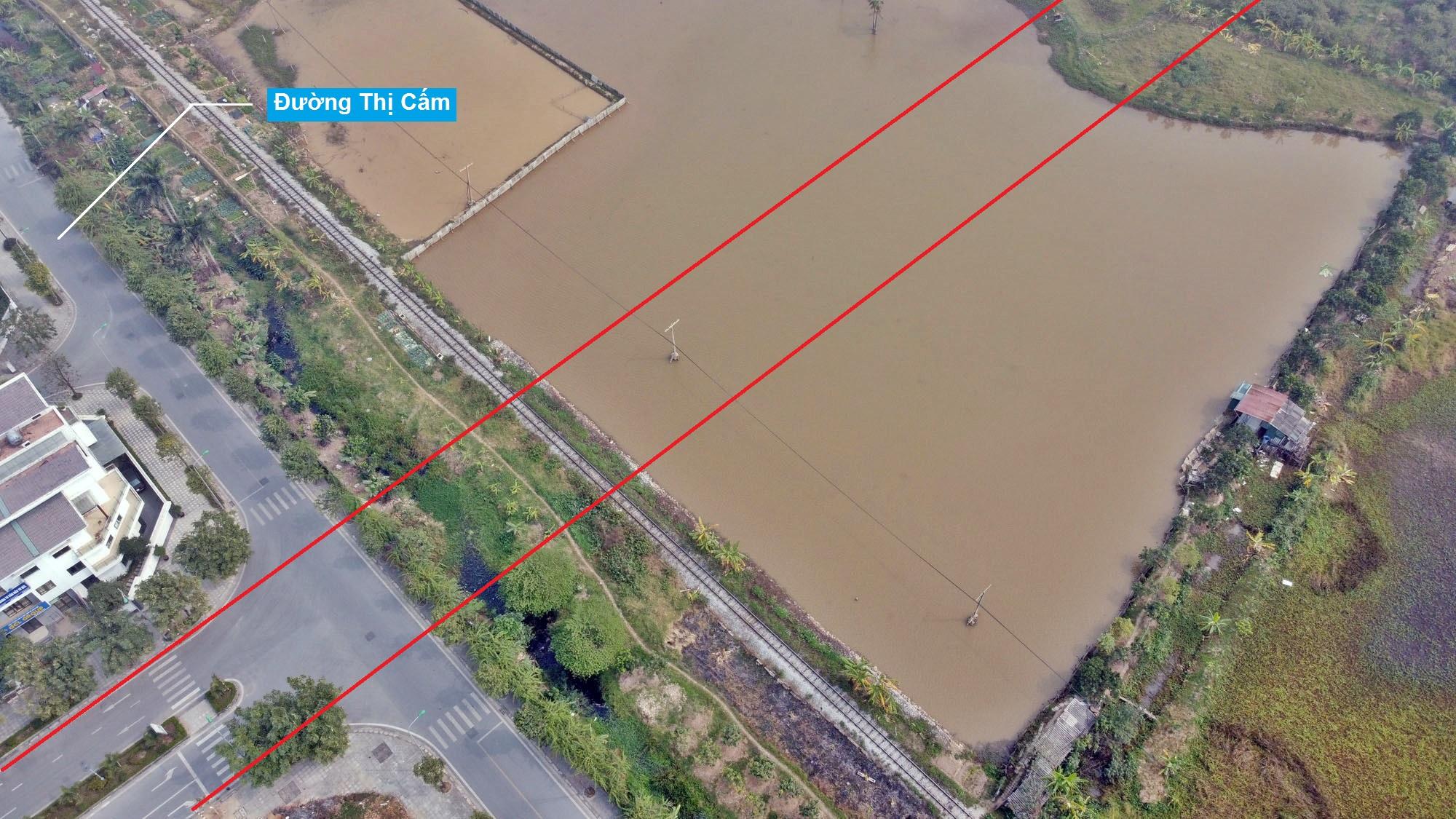 Ba đường sẽ mở theo qui hoạch ở phường Xuân Phương, Nam Từ Liêm, Hà Nội (phần 2) - Ảnh 9.