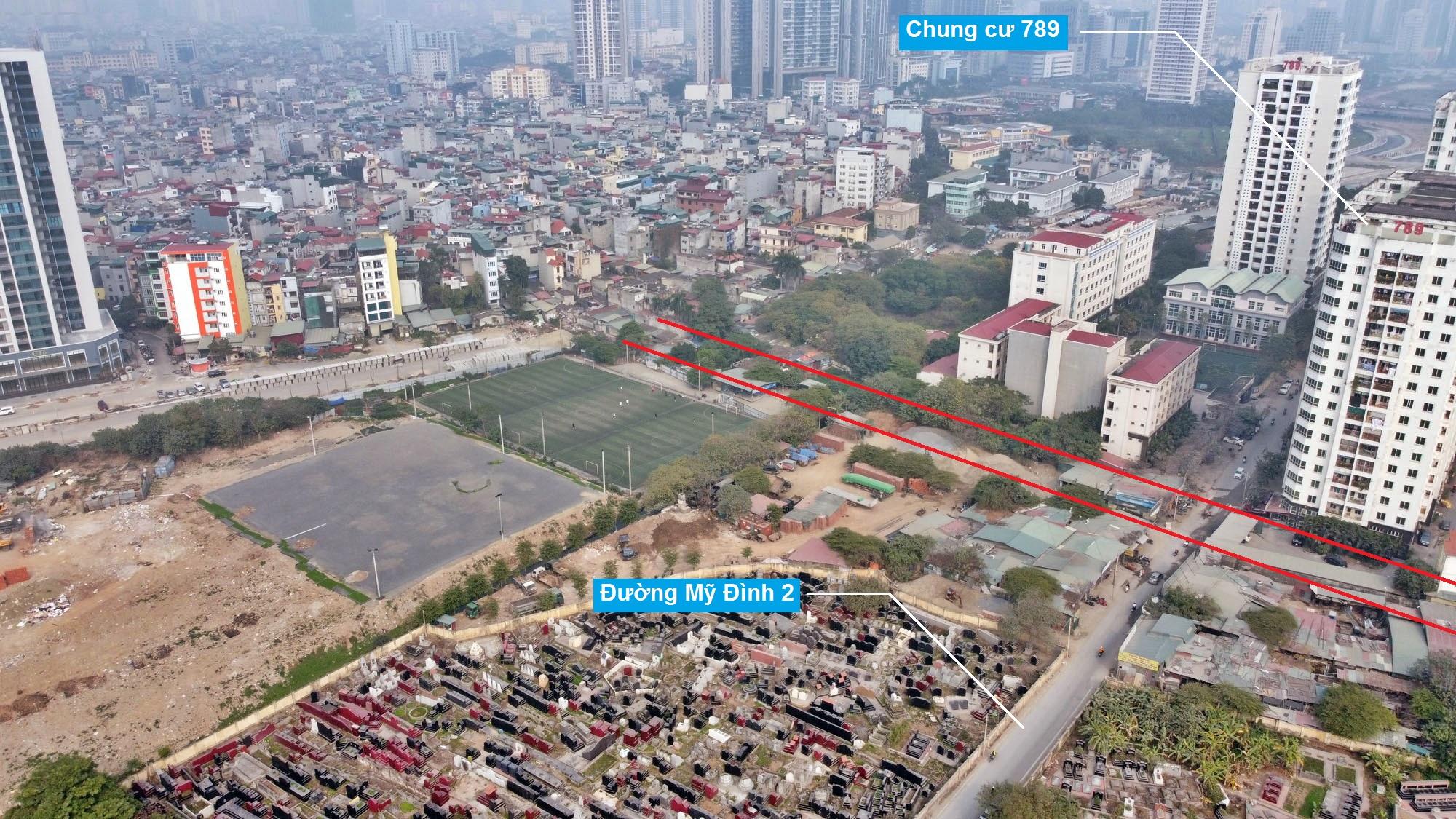 Ba đường sẽ mở theo qui hoạch ở phường Mỹ Đình 2, Nam Từ Liêm, Hà Nội (phần 2) - Ảnh 9.