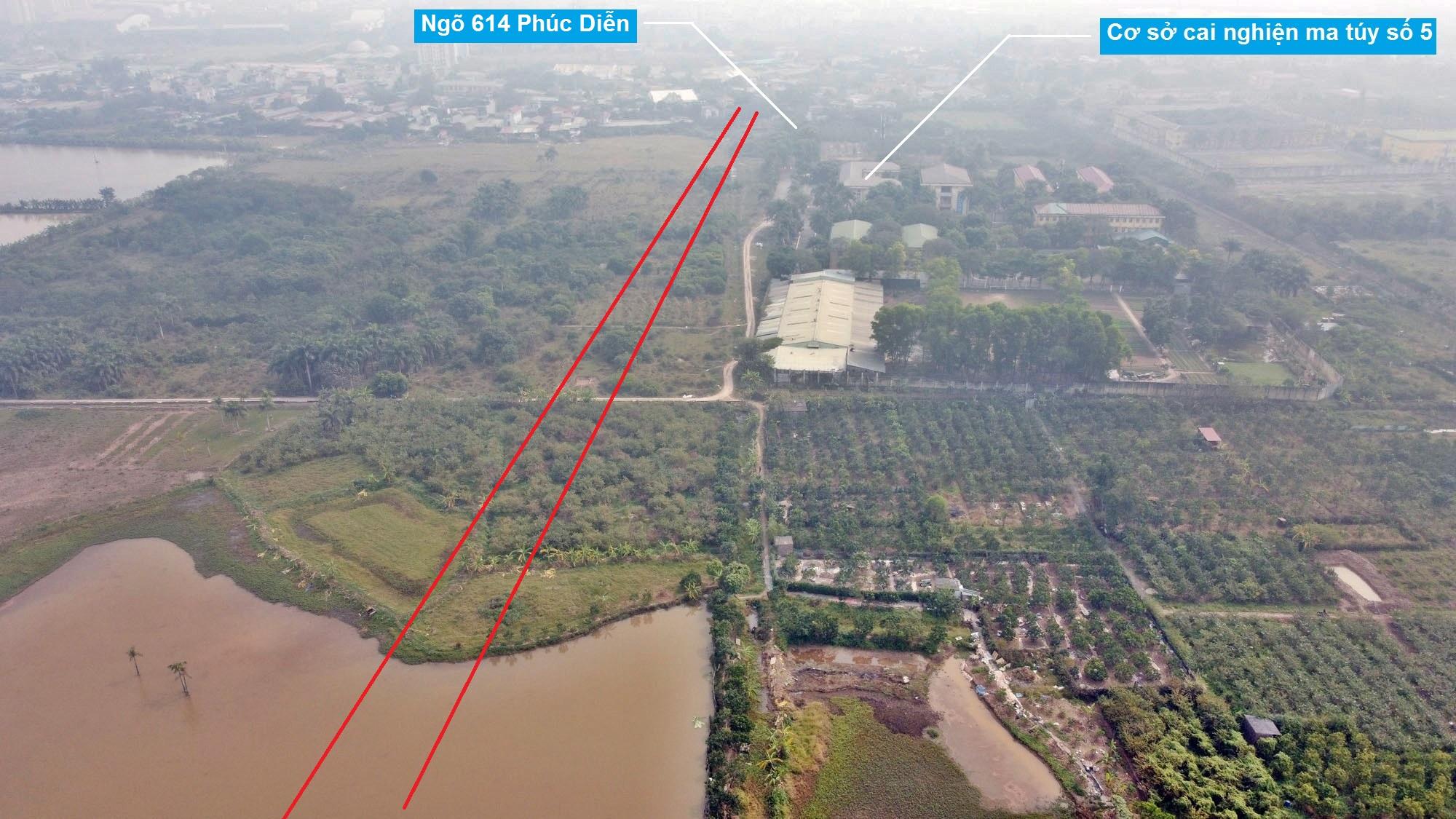 Ba đường sẽ mở theo qui hoạch ở phường Xuân Phương, Nam Từ Liêm, Hà Nội (phần 2) - Ảnh 10.