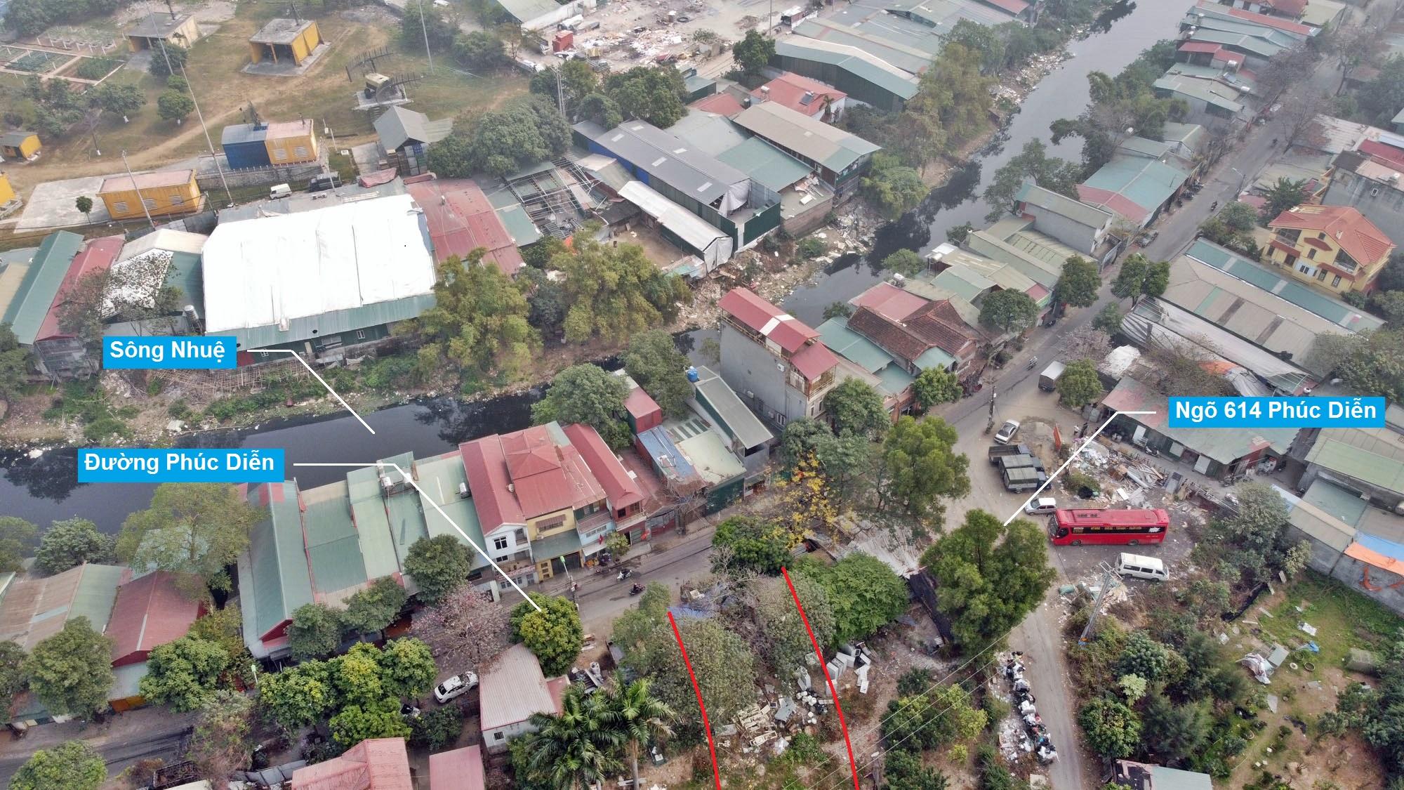 Ba đường sẽ mở theo qui hoạch ở phường Xuân Phương, Nam Từ Liêm, Hà Nội (phần 2) - Ảnh 12.