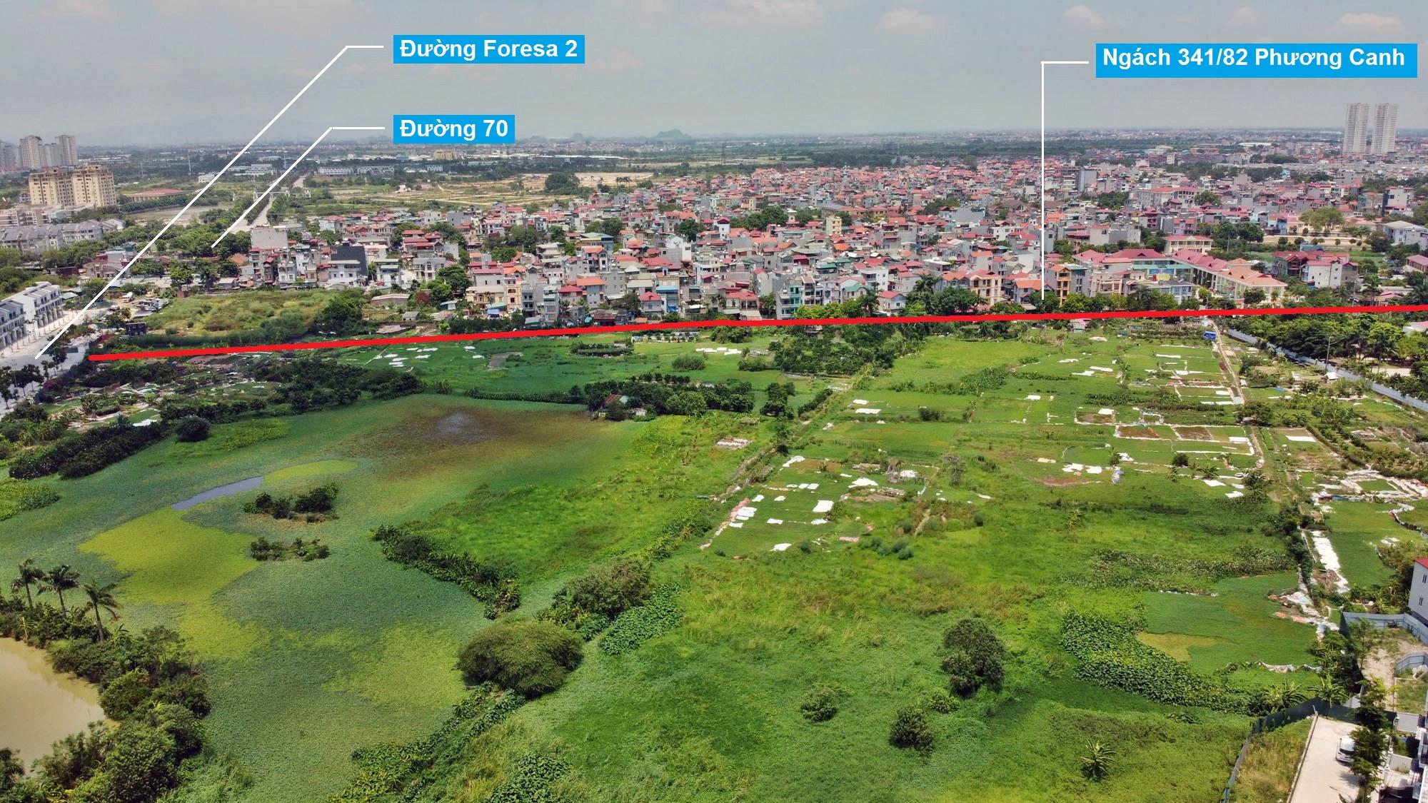 Ba đường sẽ mở theo qui hoạch ở phường Xuân Phương, Nam Từ Liêm, Hà Nội (phần 2) - Ảnh 14.