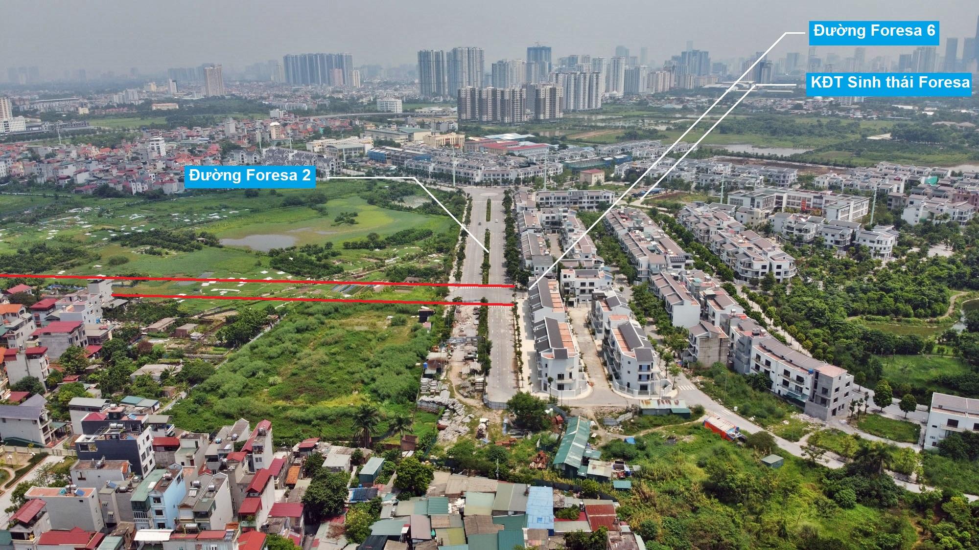 Ba đường sẽ mở theo qui hoạch ở phường Xuân Phương, Nam Từ Liêm, Hà Nội (phần 2) - Ảnh 15.
