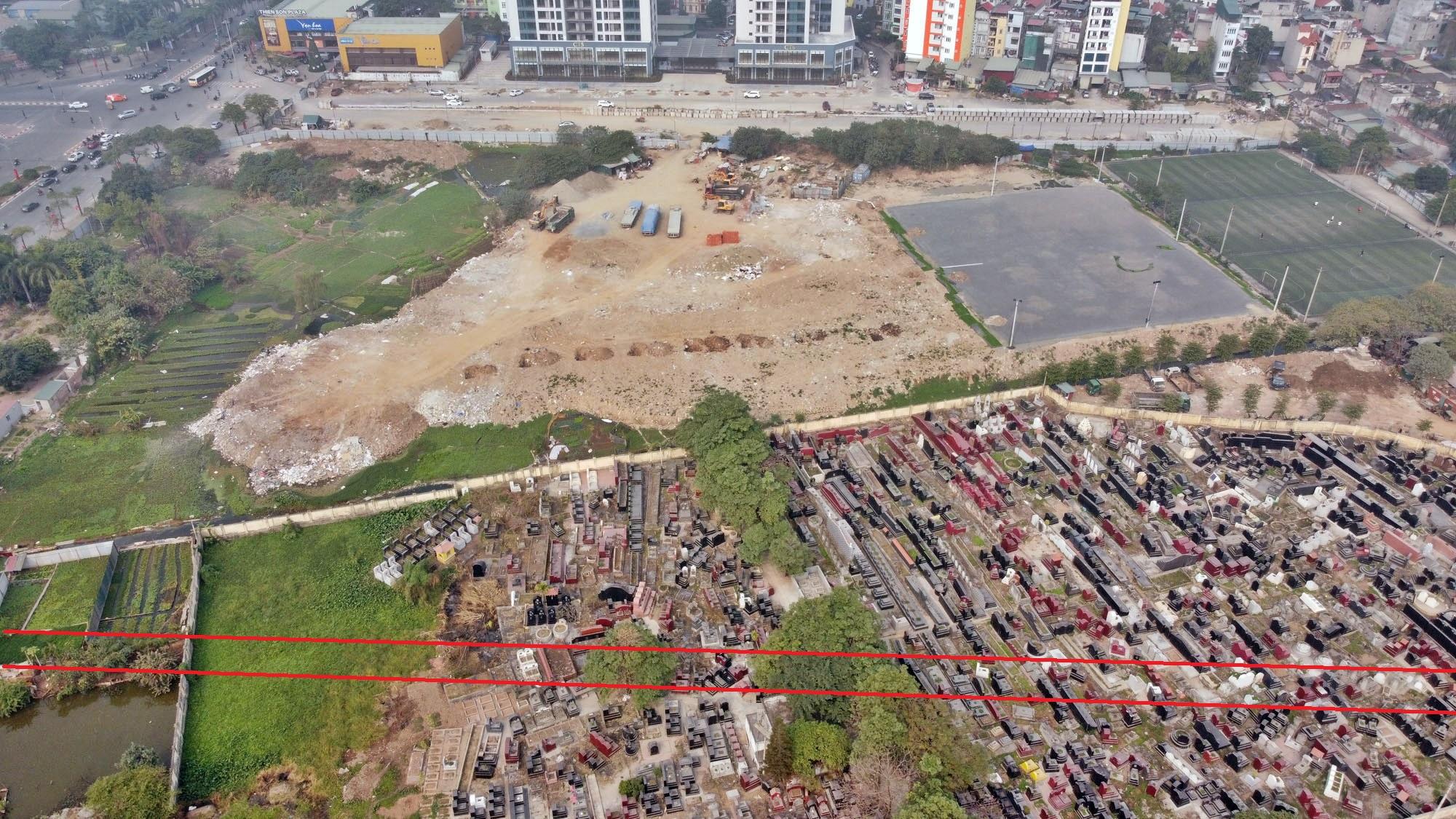 Ba đường sẽ mở theo qui hoạch ở phường Mỹ Đình 2, Nam Từ Liêm, Hà Nội (phần 2) - Ảnh 12.