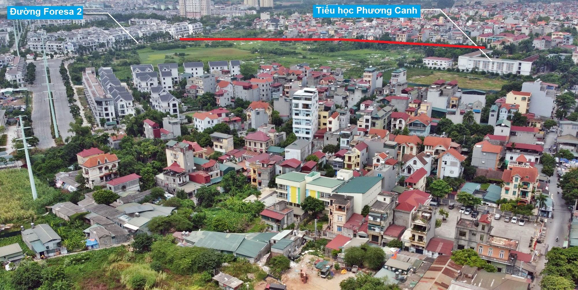 Ba đường sẽ mở theo qui hoạch ở phường Xuân Phương, Nam Từ Liêm, Hà Nội (phần 2) - Ảnh 16.