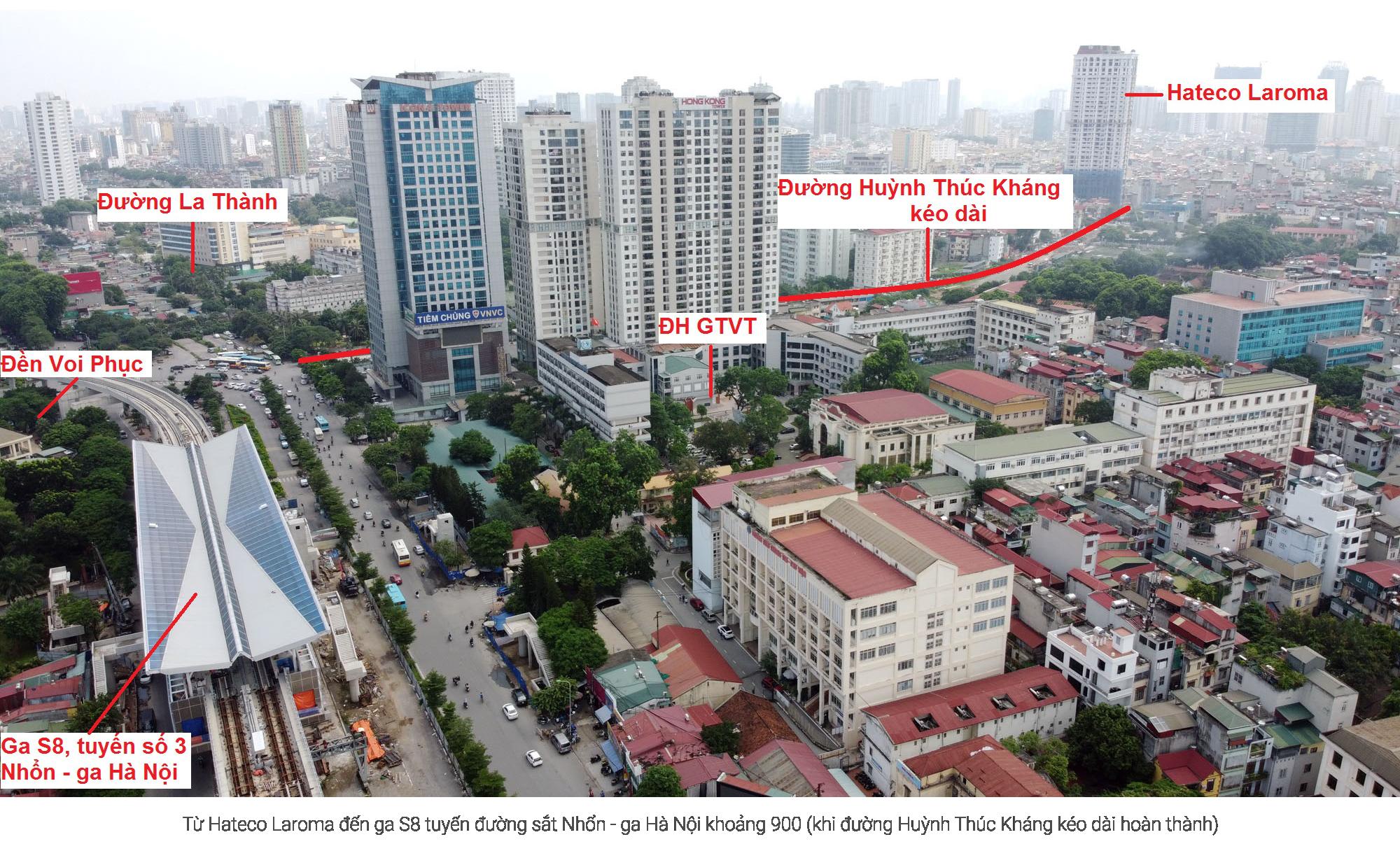 Review dự án Hateco Laroma đang mở bán: Mặt tiền đường 30 m đang mở ở nội đô Hà Nội - Ảnh 11.