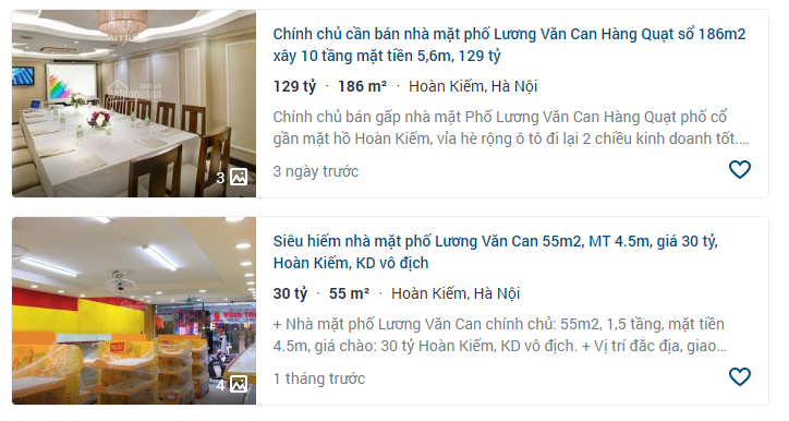 Giá đất phố Lương Văn Can, Hoàn Kiếm, Hà Nội - Ảnh 4.