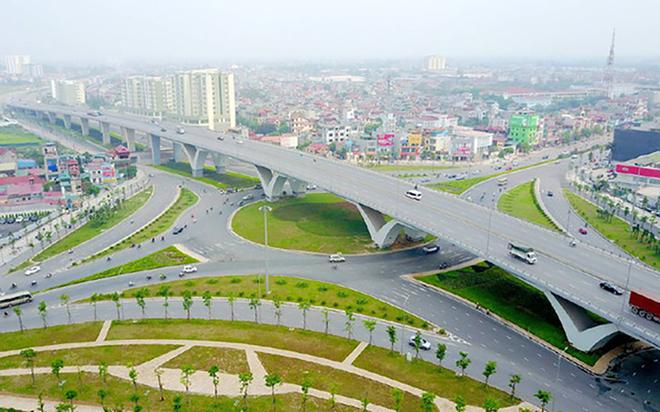 Bản đồ quy hoạch Phân khu N10 Hà Nội, quận Long Biên và huyện Gia Lâm - Ảnh 1.