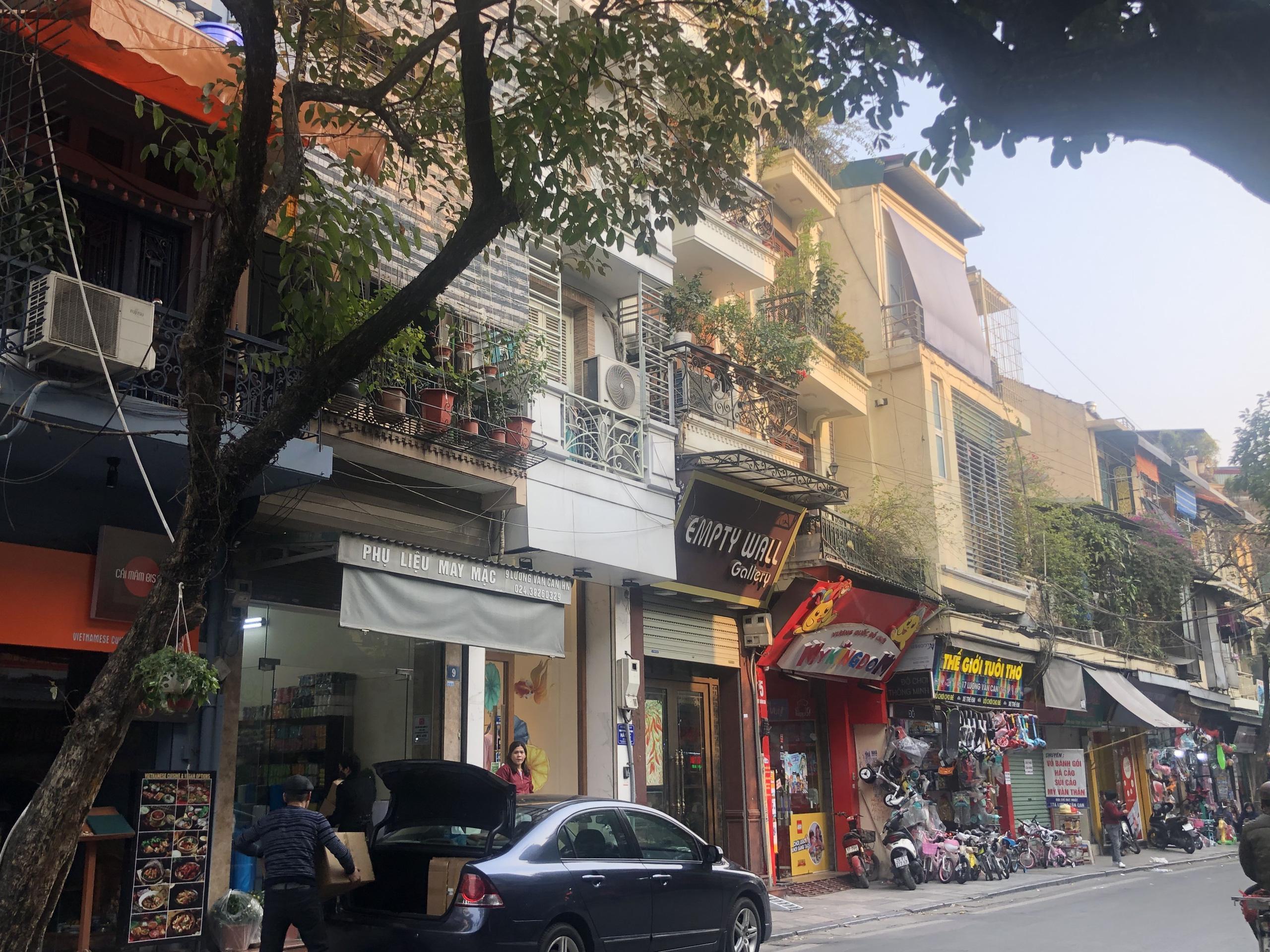 Giá đất phố Lương Văn Can, Hoàn Kiếm, Hà Nội - Ảnh 3.