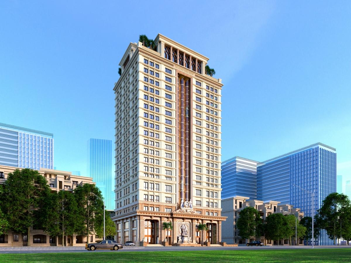 5 tòa nhà văn phòng ở TP HCM dự kiến mở cửa cho thuê năm 2021 - Ảnh 1.