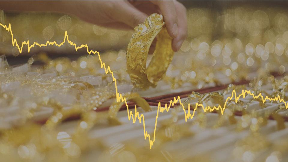 Giá vàng hôm nay 26/1: SJC tiếp đà tăng dù chỉ số USD index tăng cao - Ảnh 1.
