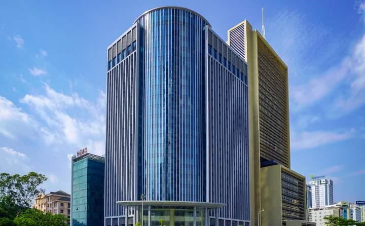 Hà Nội: Nguồn cung văn phòng 2021 đón chờ 6 dự án nổi bật, tổng diện tích hơn 100.000 m2 - Ảnh 1.