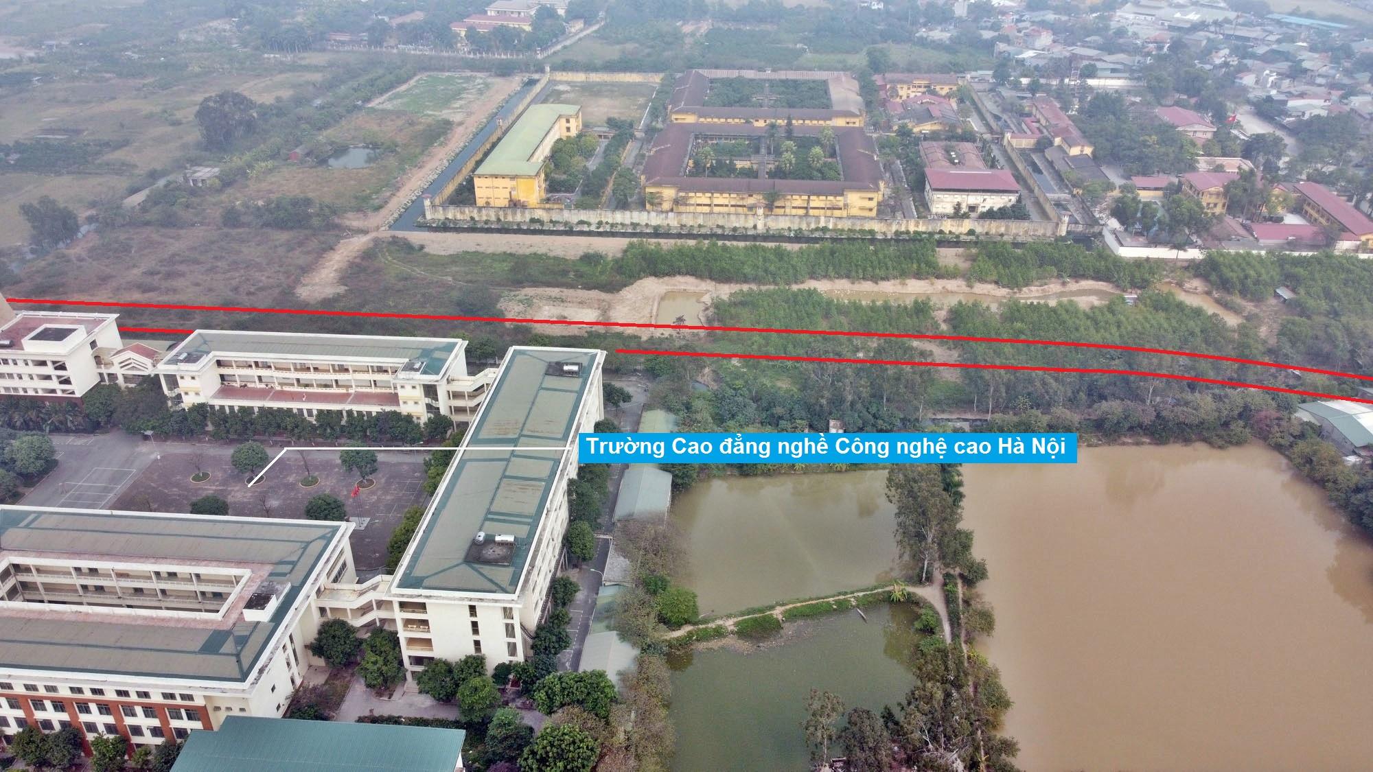 Ba đường sẽ mở theo qui hoạch ở phường Tây Mỗ, Nam Từ Liêm, Hà Nội (phần 2) - Ảnh 4.