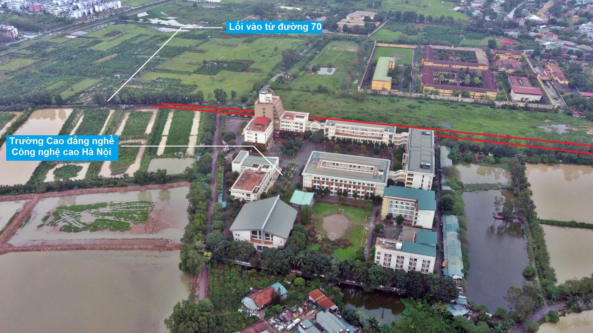 Ba đường sẽ mở theo qui hoạch ở phường Tây Mỗ, Nam Từ Liêm, Hà Nội (phần 2) - Ảnh 5.