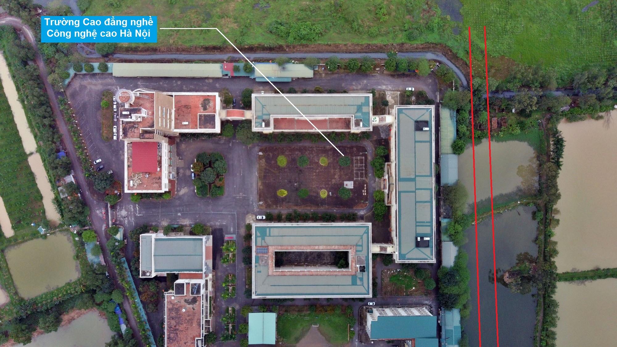 Ba đường sẽ mở theo qui hoạch ở phường Tây Mỗ, Nam Từ Liêm, Hà Nội (phần 2) - Ảnh 7.