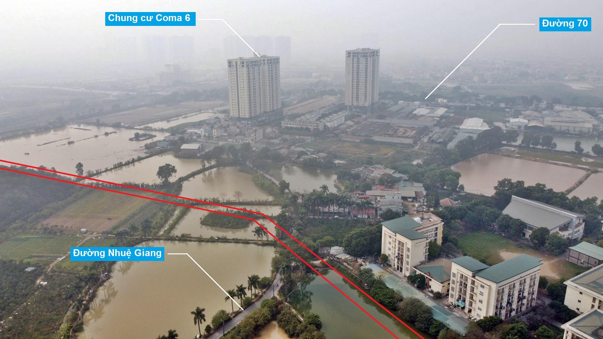 Ba đường sẽ mở theo qui hoạch ở phường Tây Mỗ, Nam Từ Liêm, Hà Nội (phần 2) - Ảnh 8.