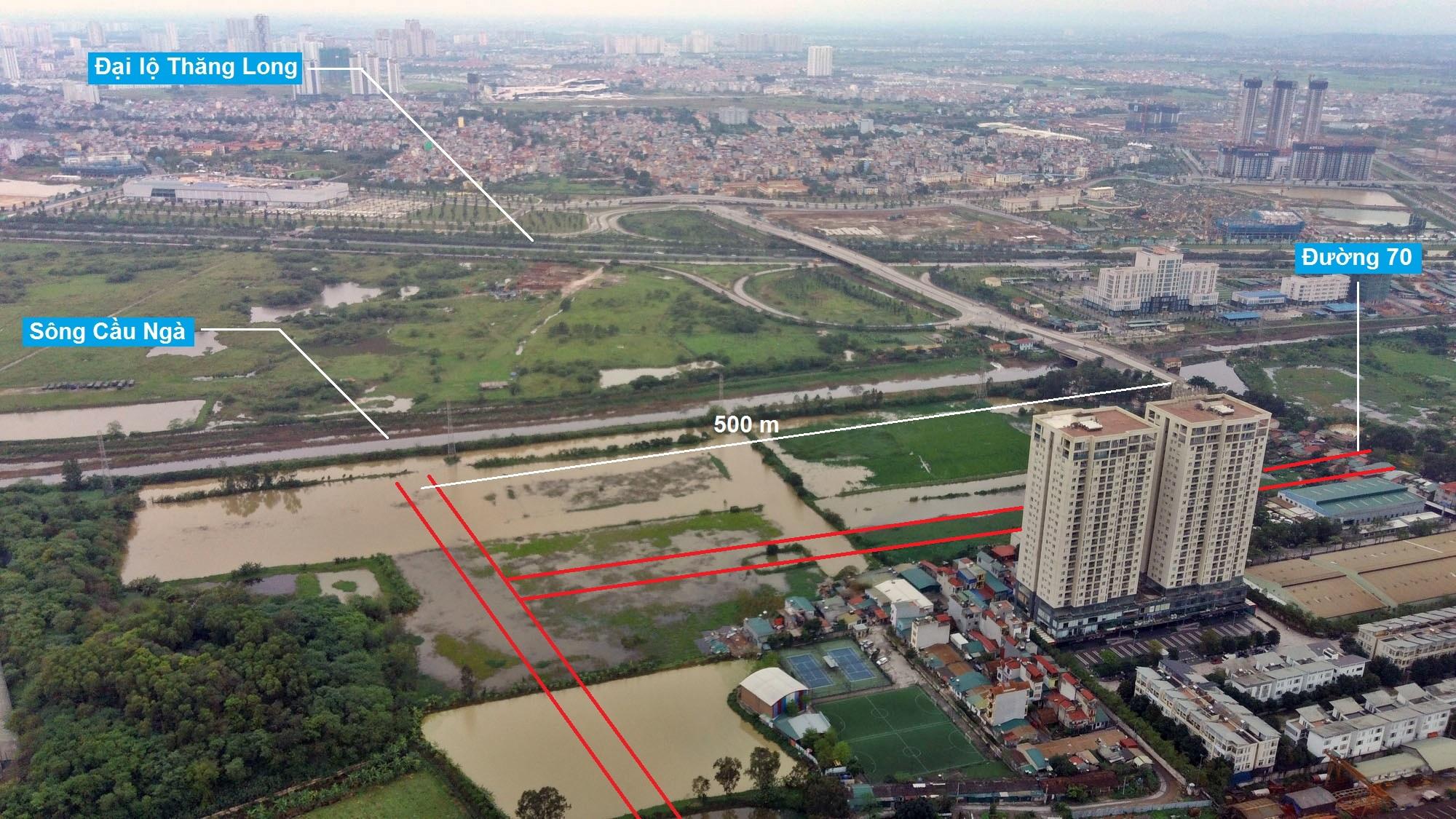 Ba đường sẽ mở theo qui hoạch ở phường Tây Mỗ, Nam Từ Liêm, Hà Nội (phần 2) - Ảnh 11.