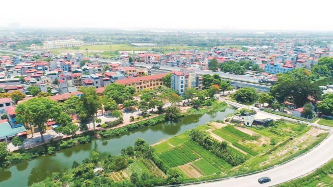 Bản đồ quy hoạch Phân khu S5 Hà Nội, quận Hoàng Mai, huyện Thanh Trì và Thường Tín - Ảnh 1.