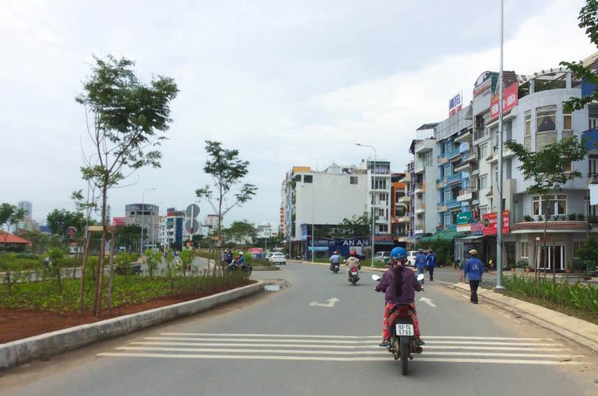 Giá đất đường Trần Não, quận 2, TP.HCM - Ảnh 1.
