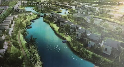 Tập đoàn Flamingo đầu tư khu nghỉ dưỡng Hải Tiến hơn 430 ha tại Thanh Hóa - Ảnh 1.