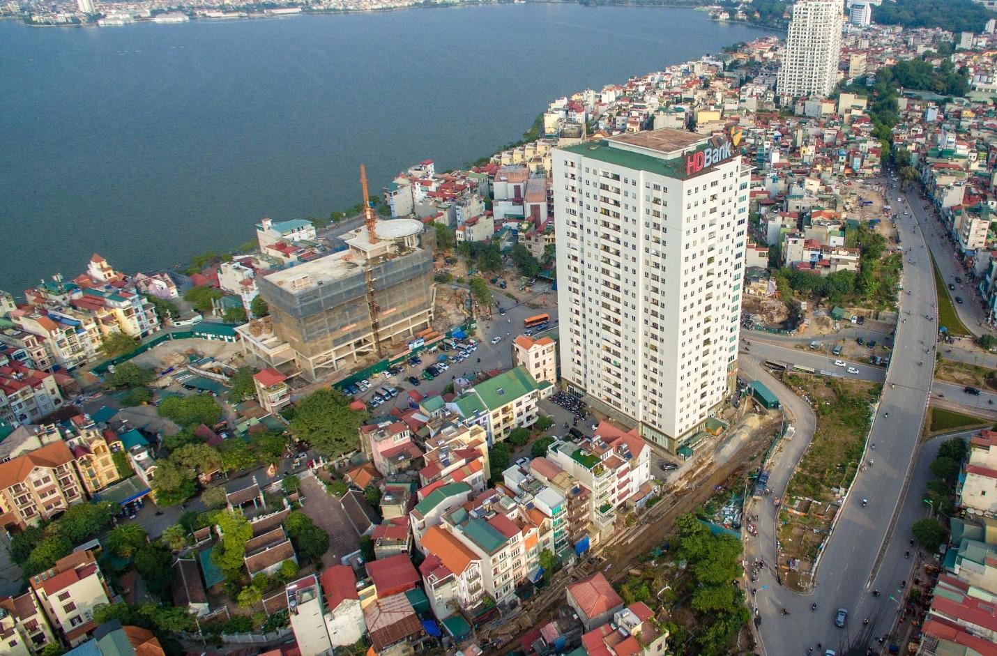 Ba khu đất dính quy hoạch tại phường Thụy Khuê, quận Tây Hồ, Hà Nội - Ảnh 2.