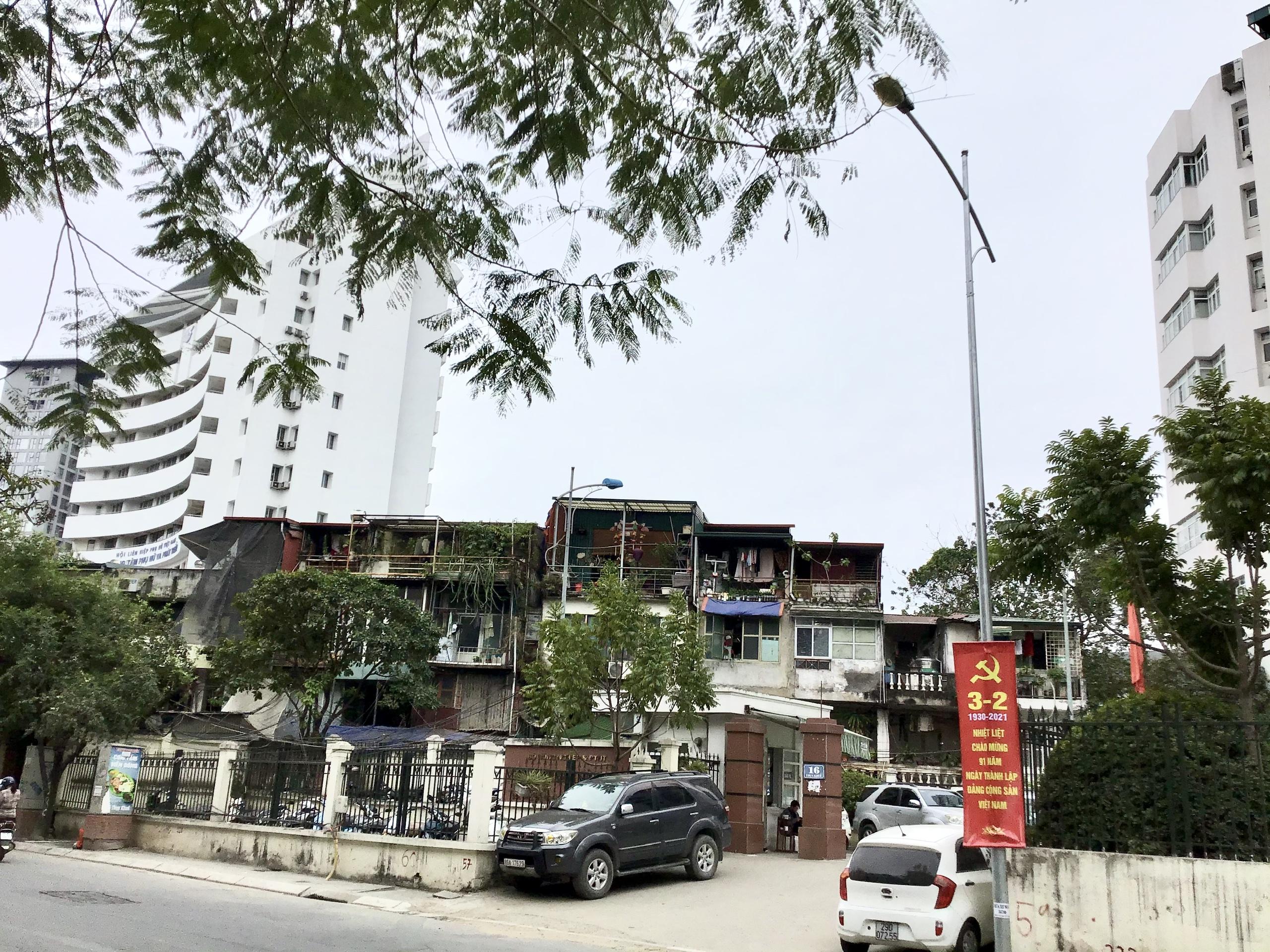 Ba khu đất dính quy hoạch tại phường Thụy Khuê, quận Tây Hồ, Hà Nội - Ảnh 4.