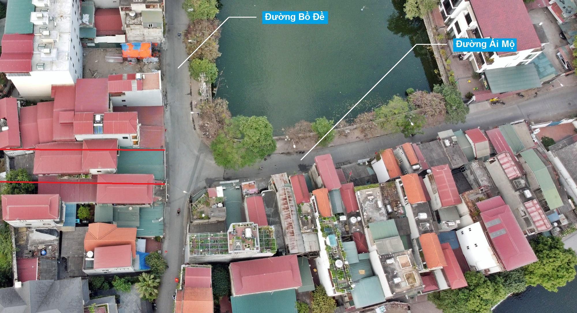 Ba đường sẽ mở theo qui hoạch ở phường Bồ Đề, Long Biên, Hà Nội (phần 2) - Ảnh 4.