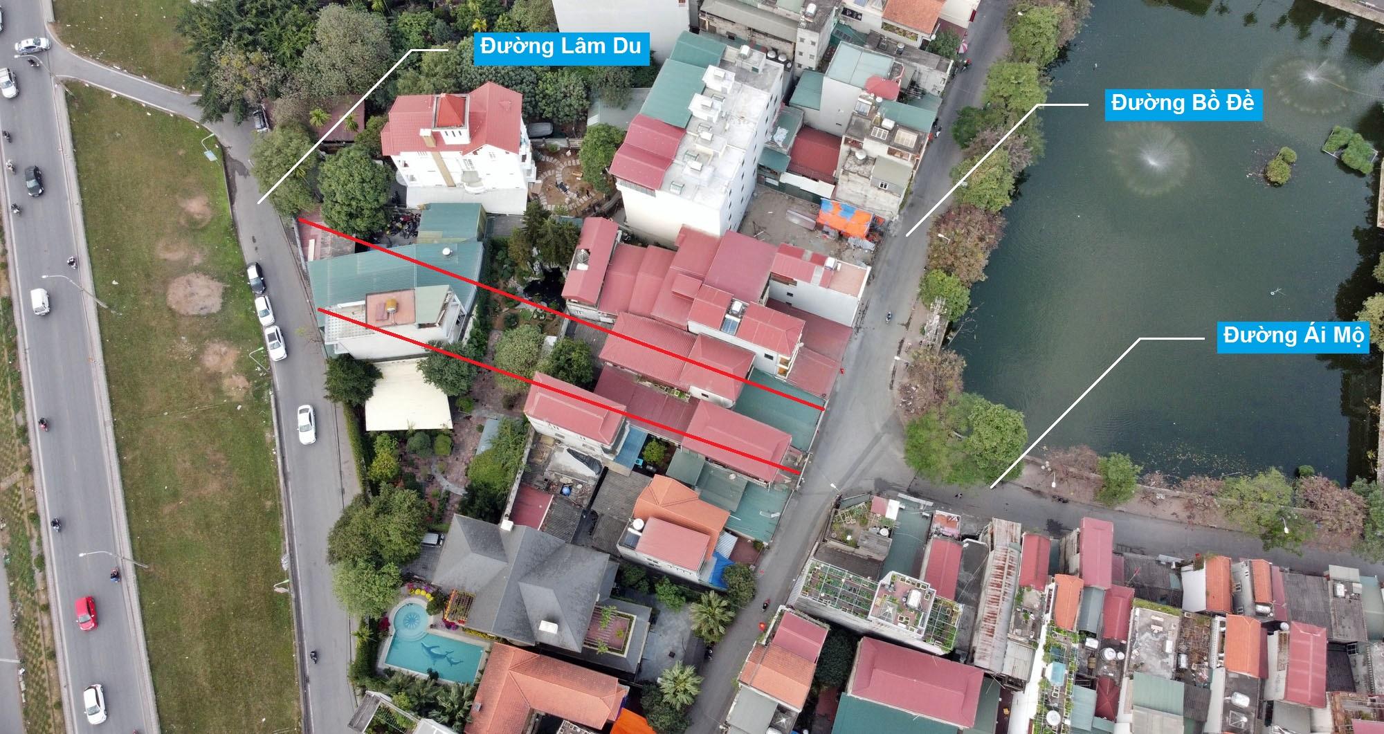 Ba đường sẽ mở theo qui hoạch ở phường Bồ Đề, Long Biên, Hà Nội (phần 2) - Ảnh 5.