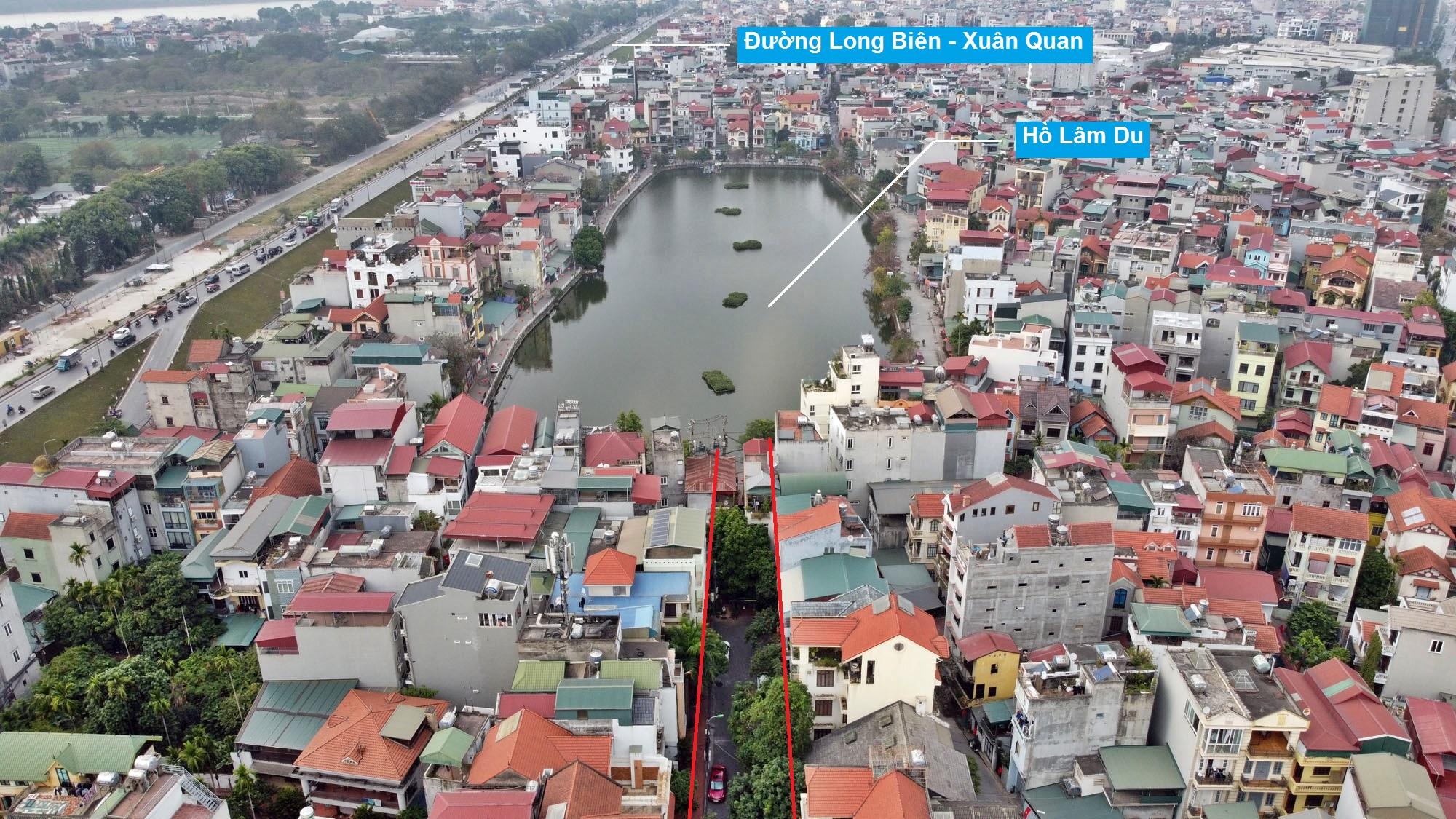 Ba đường sẽ mở theo qui hoạch ở phường Bồ Đề, Long Biên, Hà Nội (phần 2) - Ảnh 7.