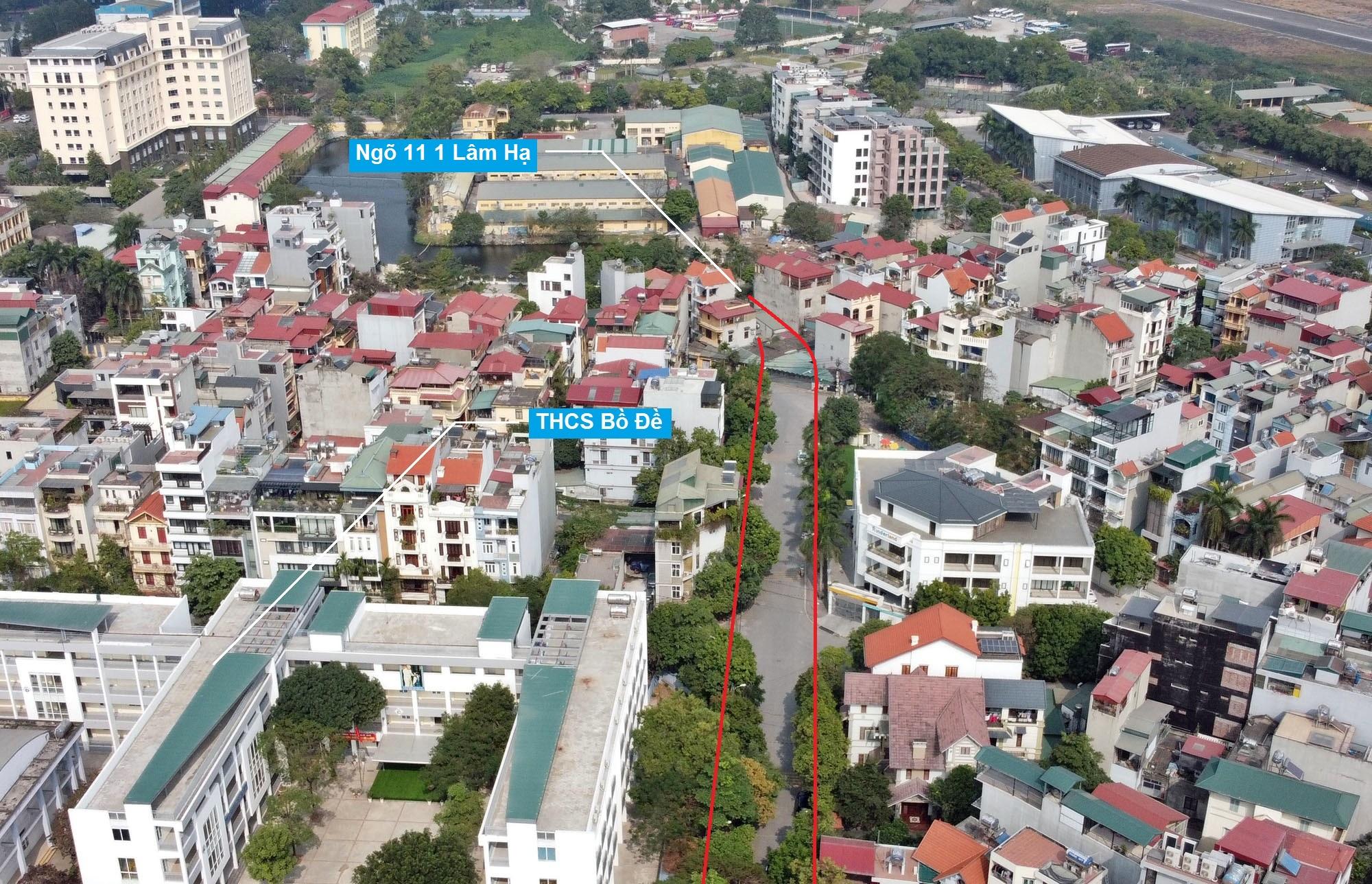Ba đường sẽ mở theo qui hoạch ở phường Bồ Đề, Long Biên, Hà Nội (phần 2) - Ảnh 14.