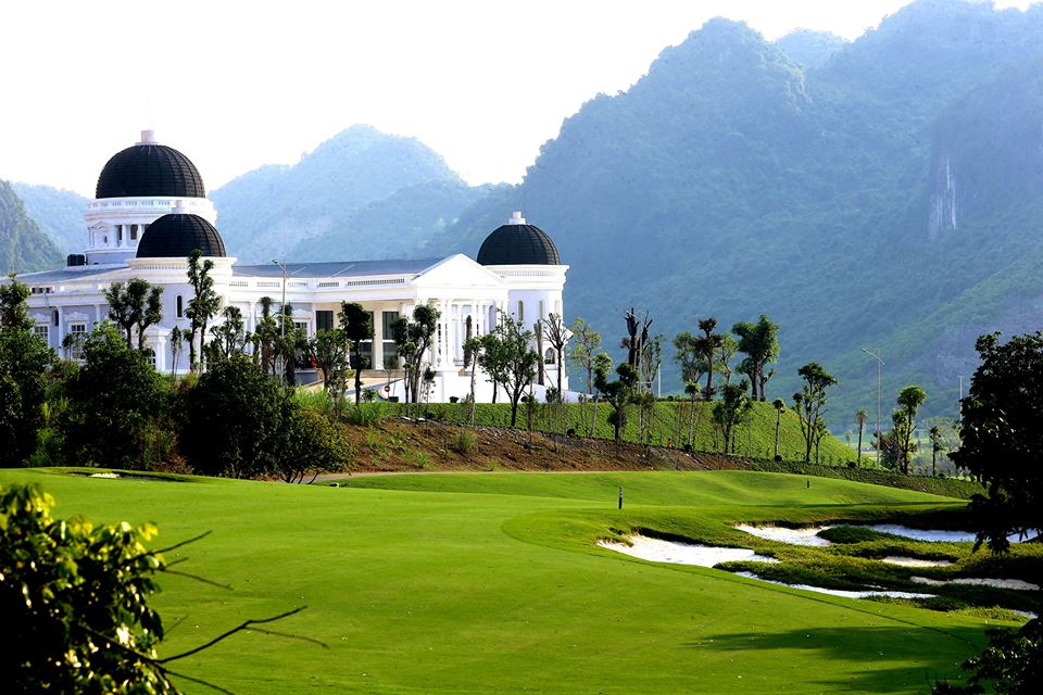 Bắc Giang sẽ GPMP xong 90/140 ha trước Tết để triển khai dự án sân golf Việt Yên - Ảnh 1.