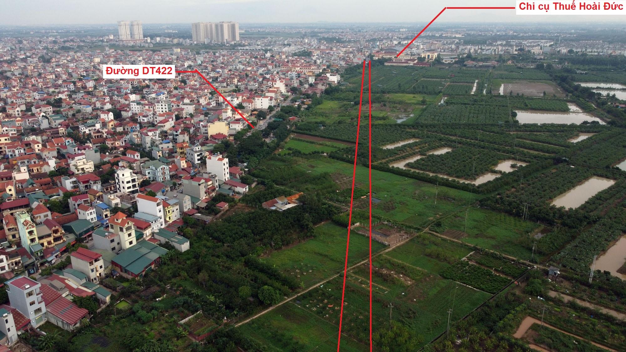 Ba đường sẽ mở theo quy hoạch ở xã Đức Giang, Hoài Đức, Hà Nội - Ảnh 7.