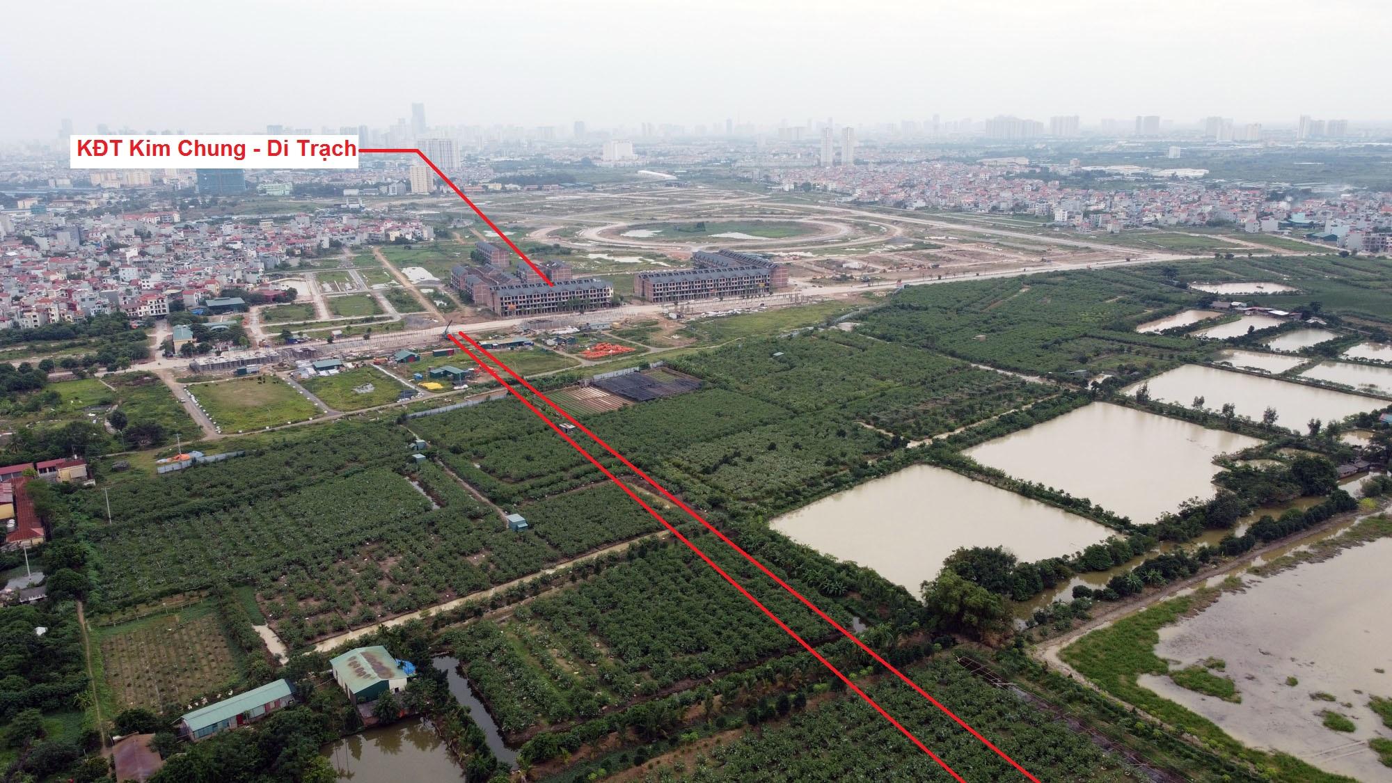 Ba đường sẽ mở theo quy hoạch ở xã Đức Giang, Hoài Đức, Hà Nội - Ảnh 9.