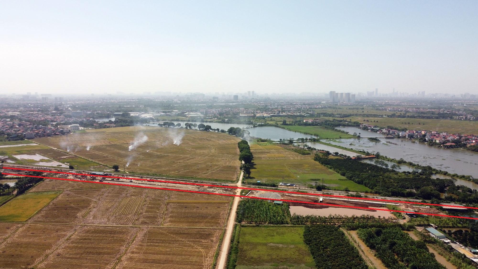 Ba đường sẽ mở theo quy hoạch ở xã Yên Thường, Gia Lâm, Hà Nội - Ảnh 5.