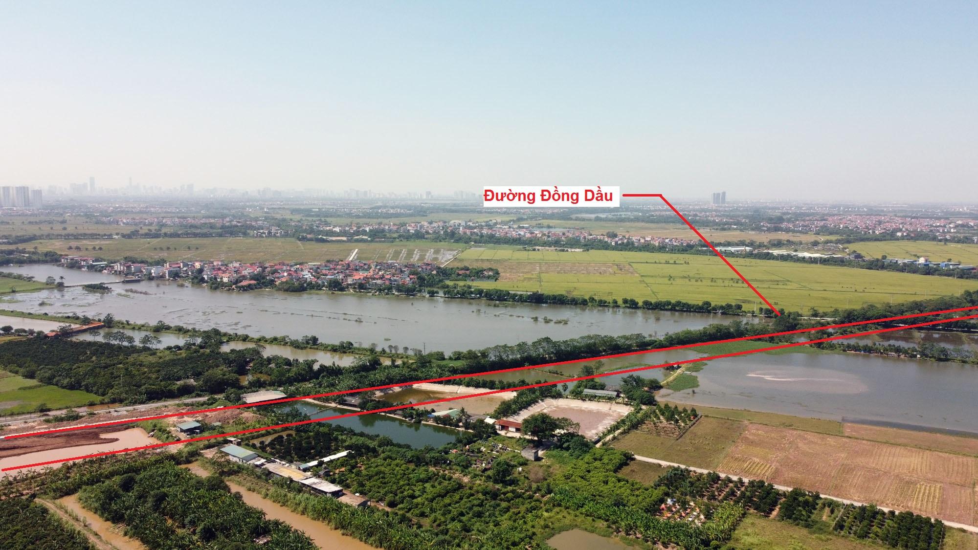 Ba đường sẽ mở theo quy hoạch ở xã Yên Thường, Gia Lâm, Hà Nội - Ảnh 6.