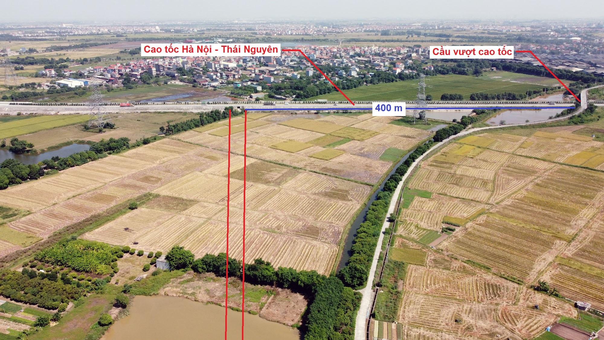 Ba đường sẽ mở theo quy hoạch ở xã Yên Thường, Gia Lâm, Hà Nội - Ảnh 8.