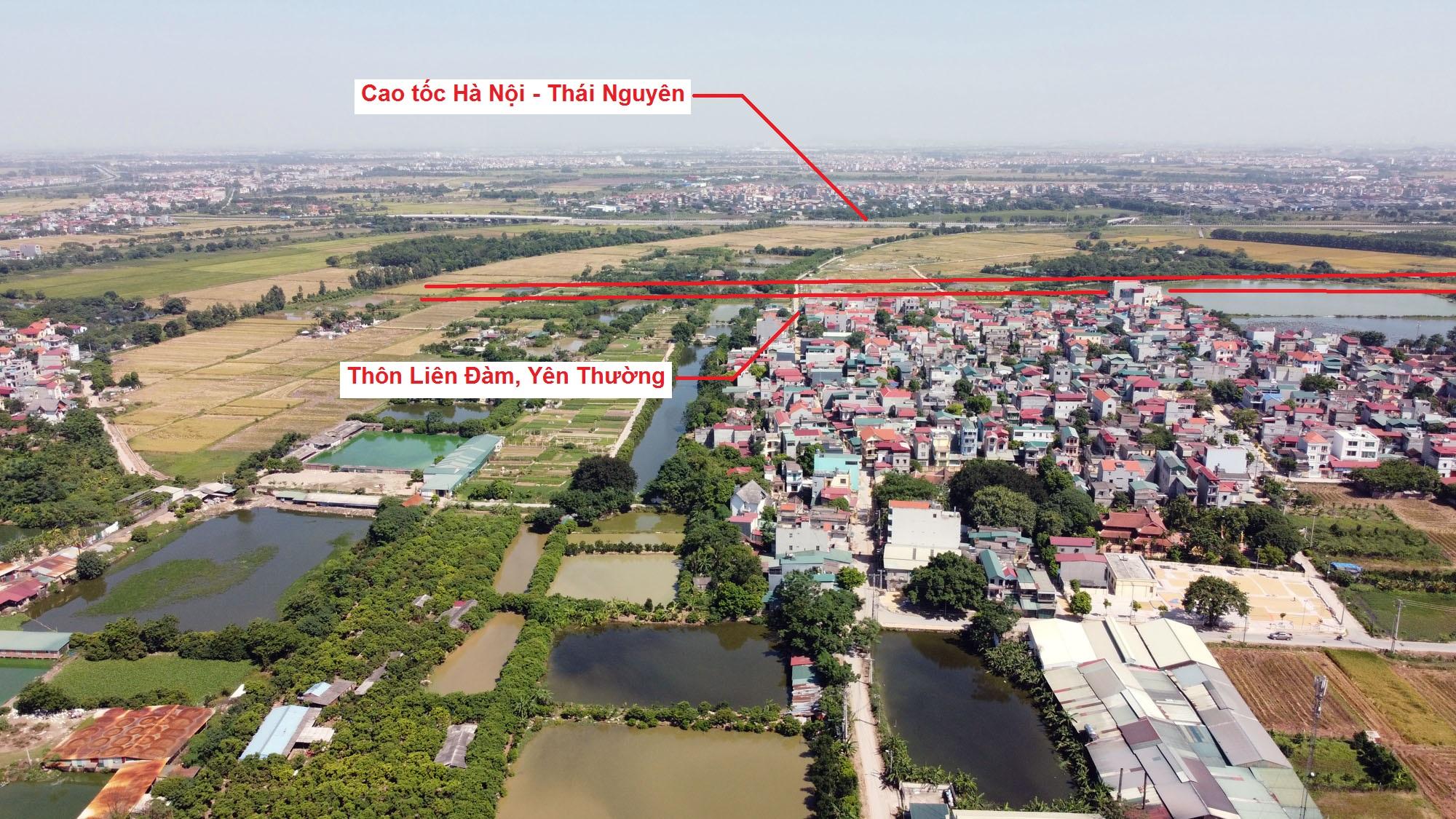 Ba đường sẽ mở theo quy hoạch ở xã Yên Thường, Gia Lâm, Hà Nội - Ảnh 12.