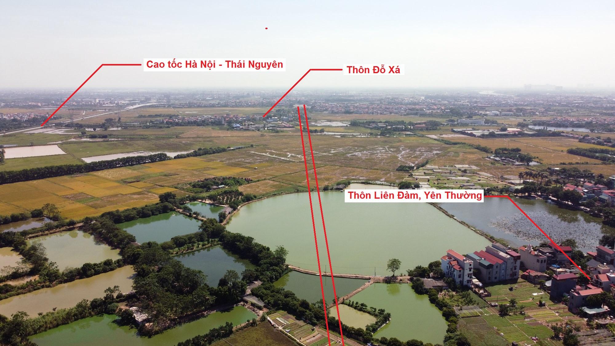 Ba đường sẽ mở theo quy hoạch ở xã Yên Thường, Gia Lâm, Hà Nội - Ảnh 13.