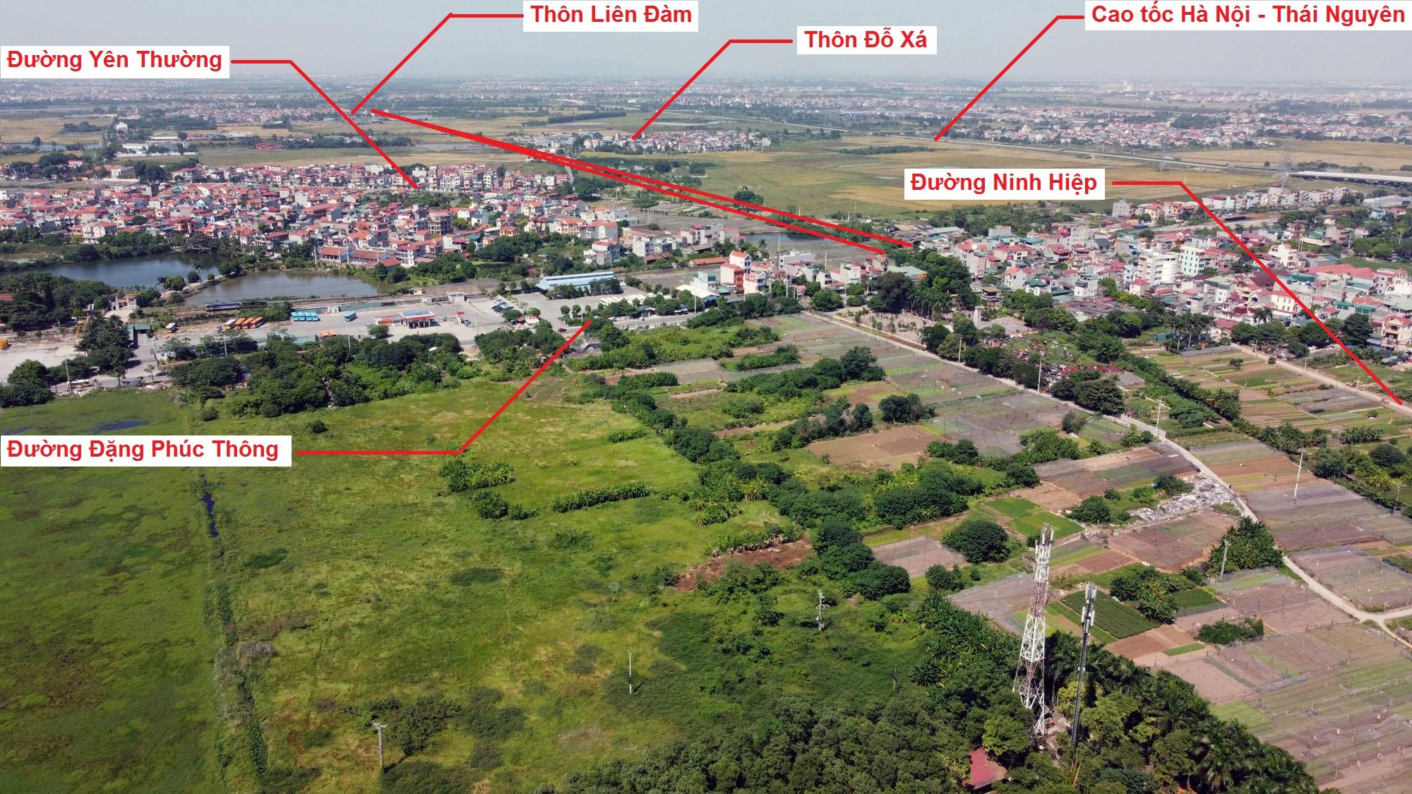Ba đường sẽ mở theo quy hoạch ở xã Yên Thường, Gia Lâm, Hà Nội - Ảnh 14.